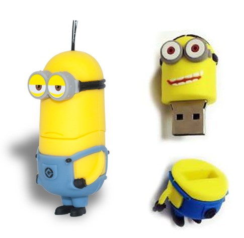 Despicable me-Minion USB