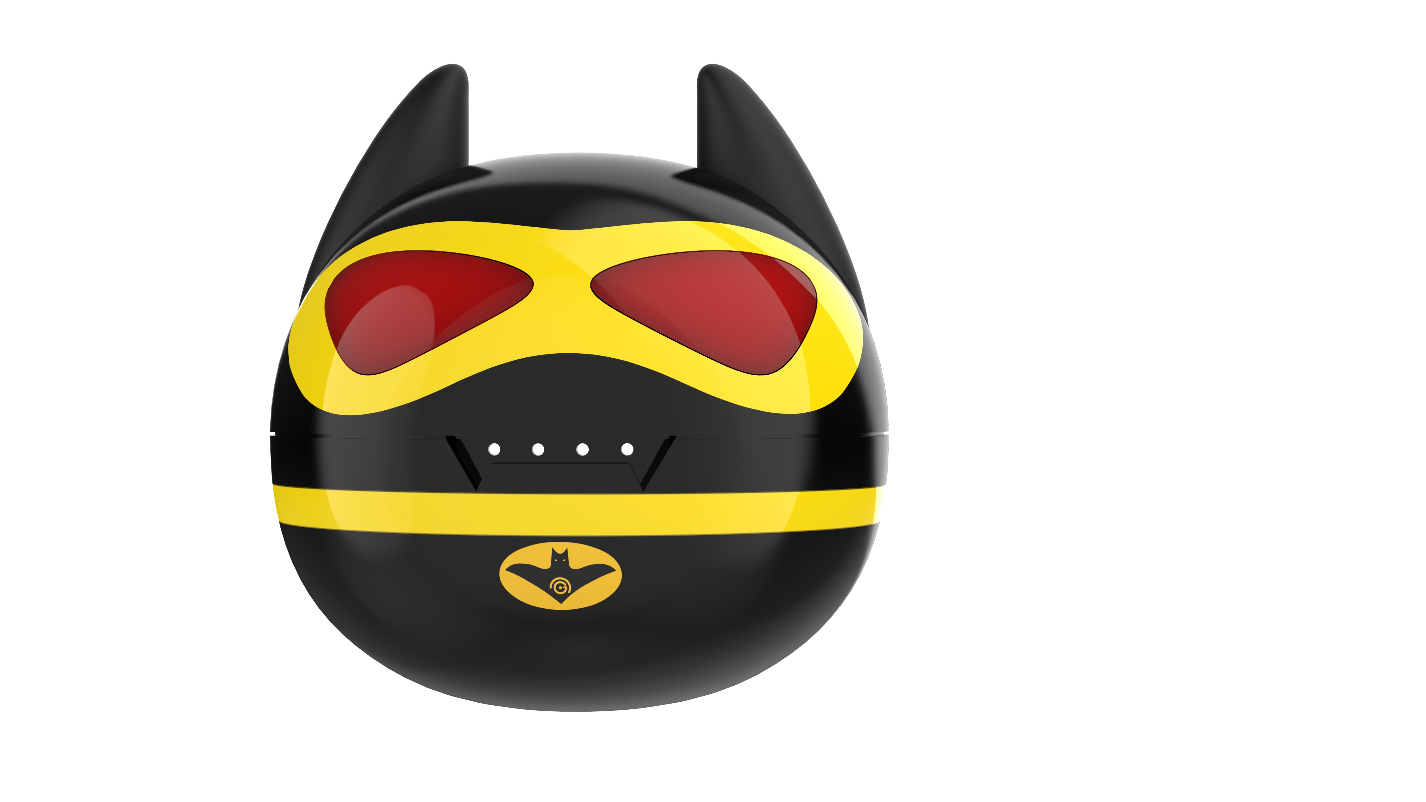 BatMan TWS earpods with Bluetooth 5.0