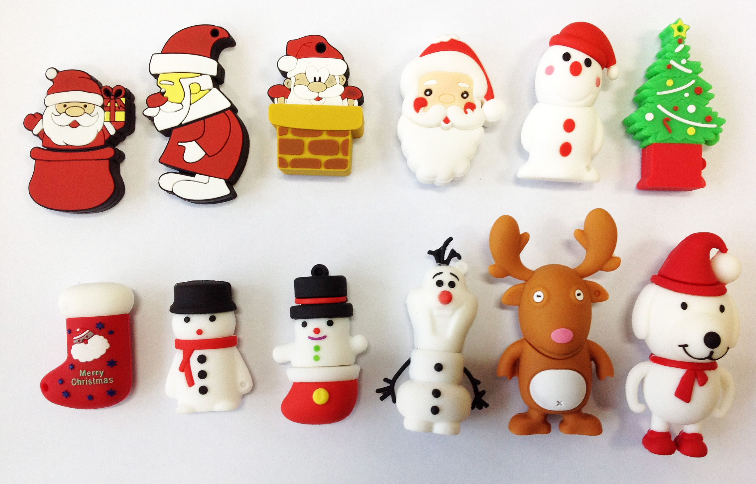 New Christmas Gift USB Drive