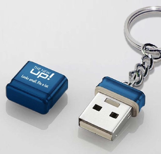 smallest mini USB drive