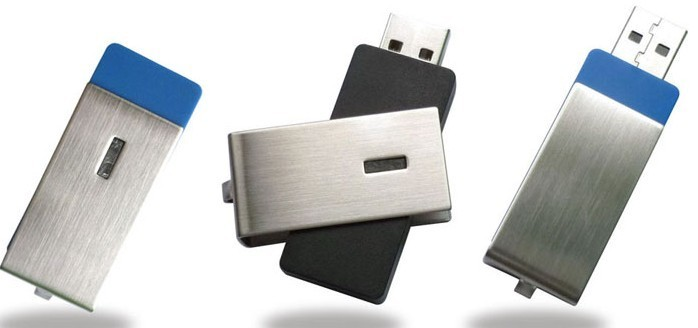Mini Metal USB drive