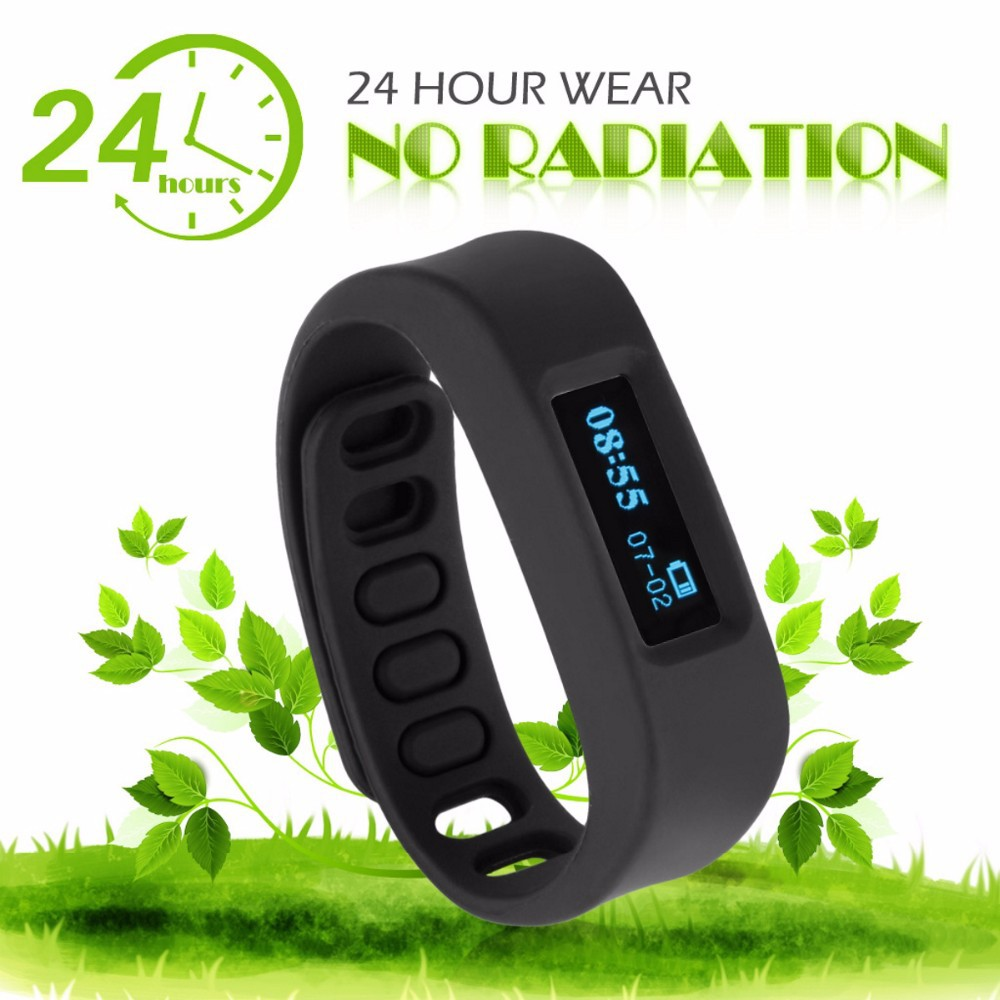 Intelligence wearable bluetooth  bracelet sport watch